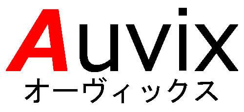 オーヴィックス社名ロゴ