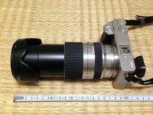 B011伸長(フード内側)
