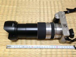 B011伸長(フード外側)