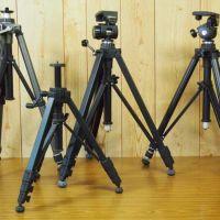 各種カメラ用三脚
